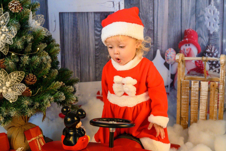 Sharon Leijs kerstfotoshoot Rotterdam Hoekschewaard 1